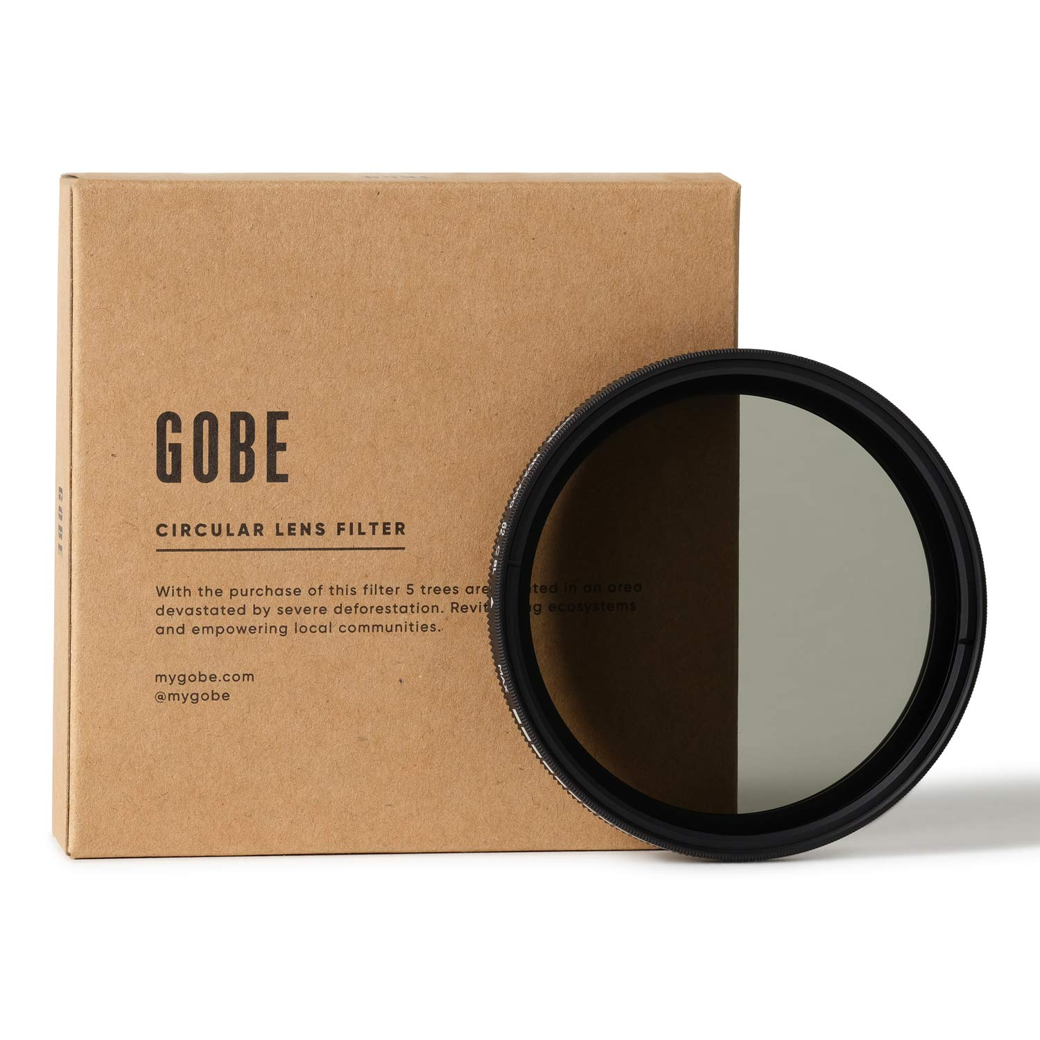 Filtros ND Gobe NDX 62mm Variable ND (1 unidad)