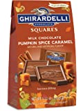 Ghirardelli Fall Pumpkin Spice Caramel Medium Bag, Pumpkin Spice Carmel, 5.3 Ounce