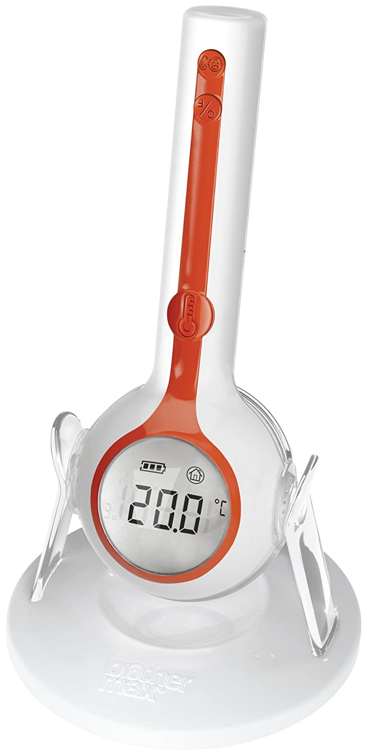 Brother Max One Touch 3-in-1 Digital Thermometer 70001 thermometers temperature baby monitor Brother Maxx thermometre One-Touch 1-touch toddler safety equipment ear room