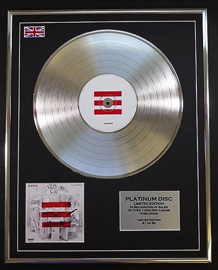 Amazon jay zltd edition cd platinum discthe blueprint 3 jay zltd edition cd platinum discthe blueprint 3 malvernweather Gallery