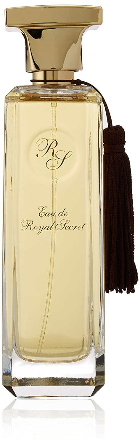 5 Star Fragrances Five Star Fragrance Royal Secret Eau De Toilette Spray, 3.4 Ounce ERS34
