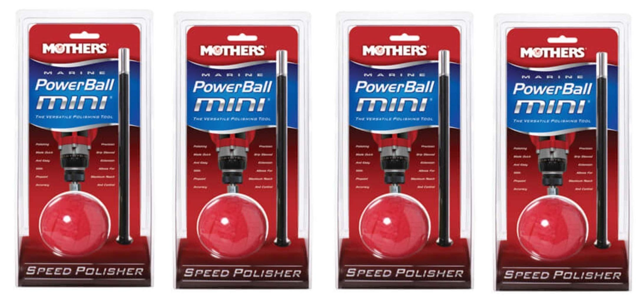 Mothers  91041 Marine PowerBall Mini (4)