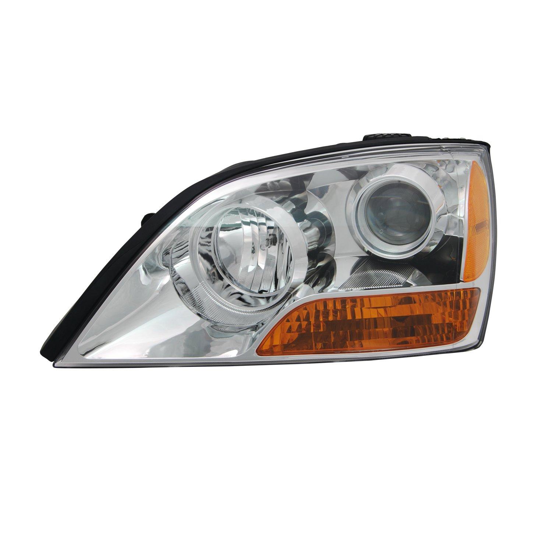 KIA SORENTO PartsChannel KI2502134OE OE Replacement Headlight Assembly