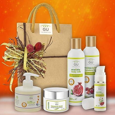 Pack Regalo Mujer Productos ecológicos - Hidratación e Higiene ...