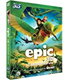 Epic. El mundo secreto (BD + BD 3D) [Blu-ray]