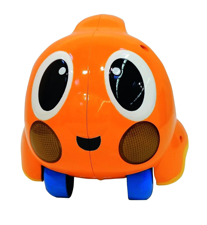 Little Tikes Lil' Ocean Explorers Push 'n Glow Fish Orange