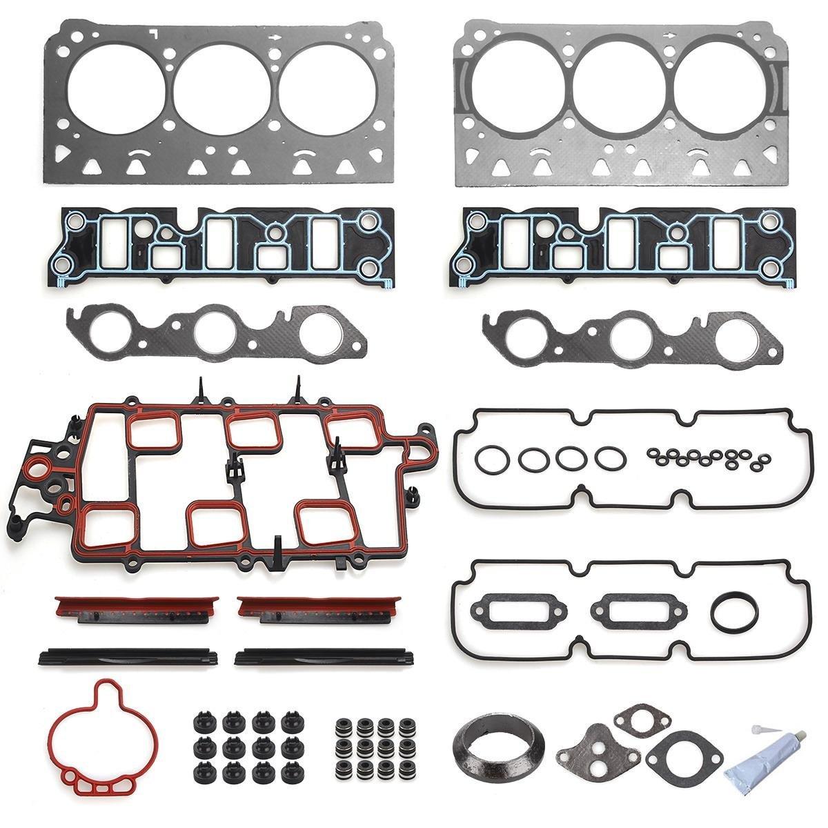 Vincos Head Gasket Set fits For 97-05 Buick Chevy Oldsmobile Pontiac 3.8L VIN 1 2 K HS9917PT