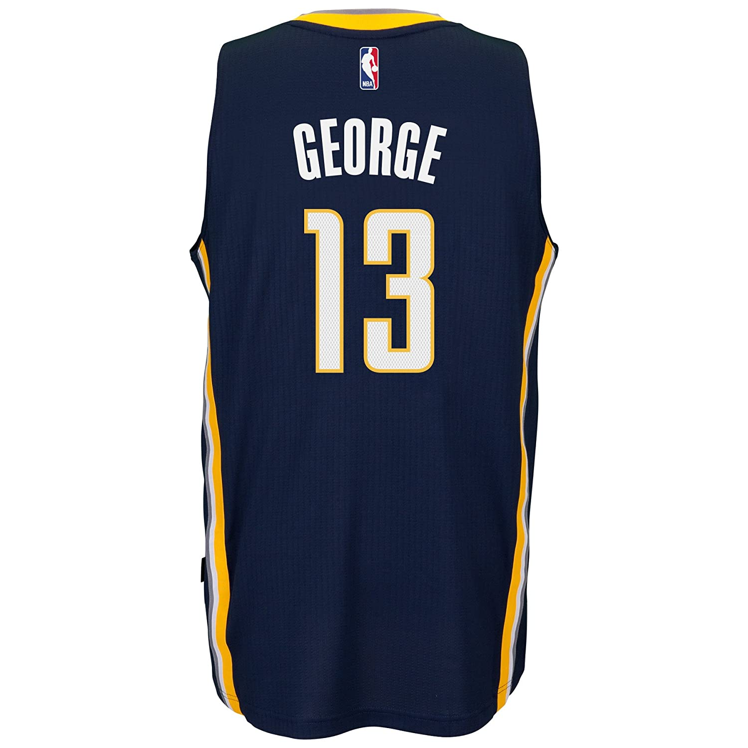 fd4f401de71 ... Amazon.com Paul George PG13 Indiana Pacers Adidas Swingman Navy Jersey  Sports Outdoors Adidas NBA ...