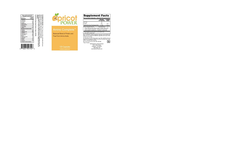 Amazon.com: Amino completo – 120 Cápsulas: Health & Personal ...