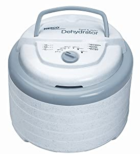 Nesco Snackmaster Pro Food Dehydrator FD-75A