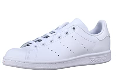 Adidas Stan Smith J, Chaussures de Tennis Homme