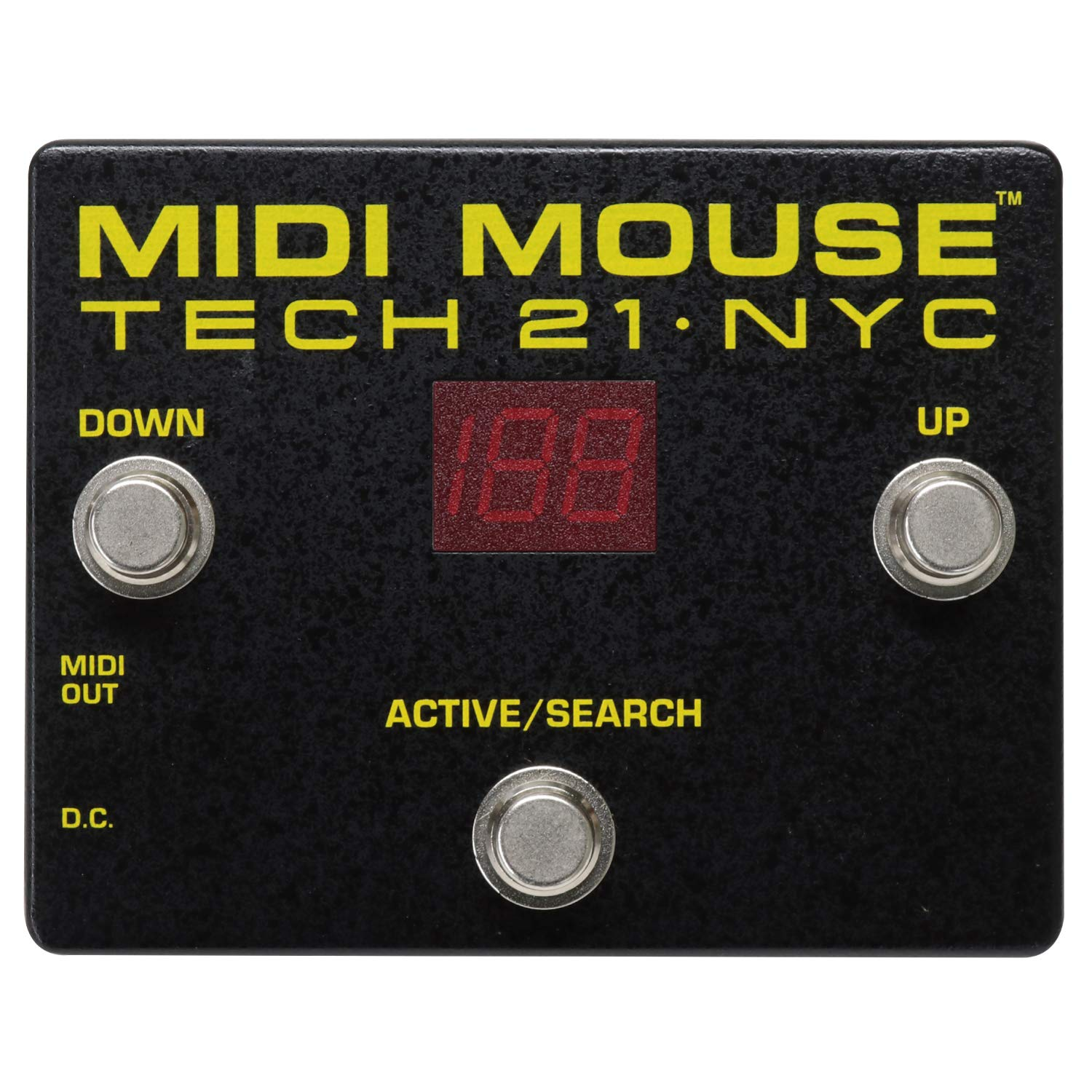 Tech 21 MM1 MIDI Mouse by tech21