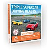 Buyagift Triple Supercar Driving Blasts Gift Experiences - 28 experiences The perfect driving day out gift for your loved one!