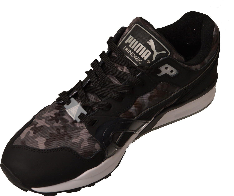 the latest f248f 158b1 PUMA Trinomic XT 1 Camo Mens Shoes Black 359042 03, Size 40.5   Amazon.co.uk  Shoes   Bags