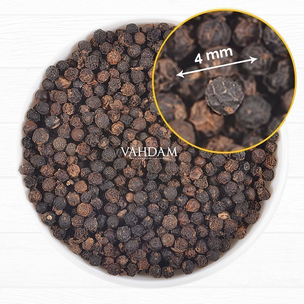 Como preparar la pimienta negra para adelgazar