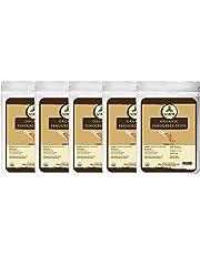 Naturevibe Botanicals Organic Fenugreek Seeds Whole, 5 pounds (Pack of 5 - 1 lb each), Trigonella foenum graecum | Gluten Free & Non-GMO | Improves Hair and skin health.