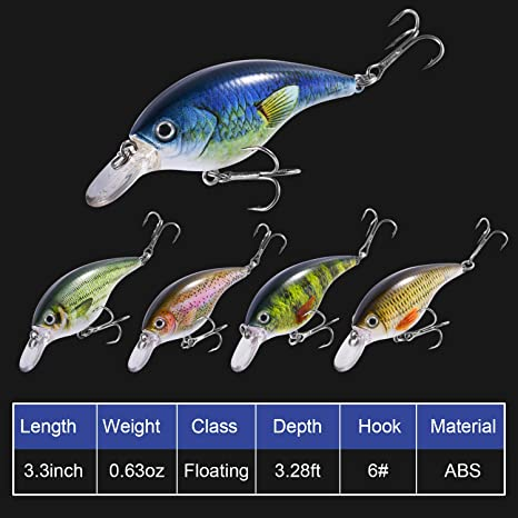 Paillette mini trout Spoon Spinner Treble Hook Fishing metal Lures Crank Bait