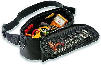 Plano PL545T Riñonera porta herramientas con asa, Negro, 0: Amazon.es: Bricolaje y herramientas