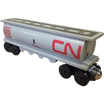Csx Wooden Train Cars