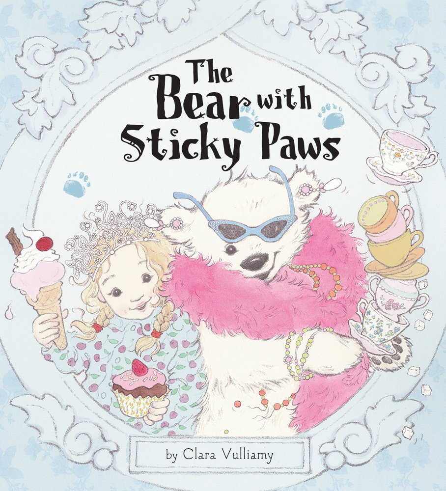 Read Online The Bear with Sticky Paws pdf