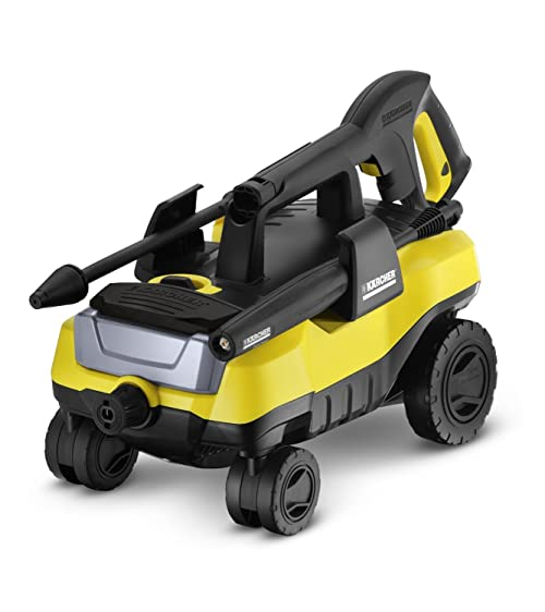 5. Karcher K3 Follow-Me 1800 PSI 1.3 GPM Electric Power Pressure Washer with 4-Wheels