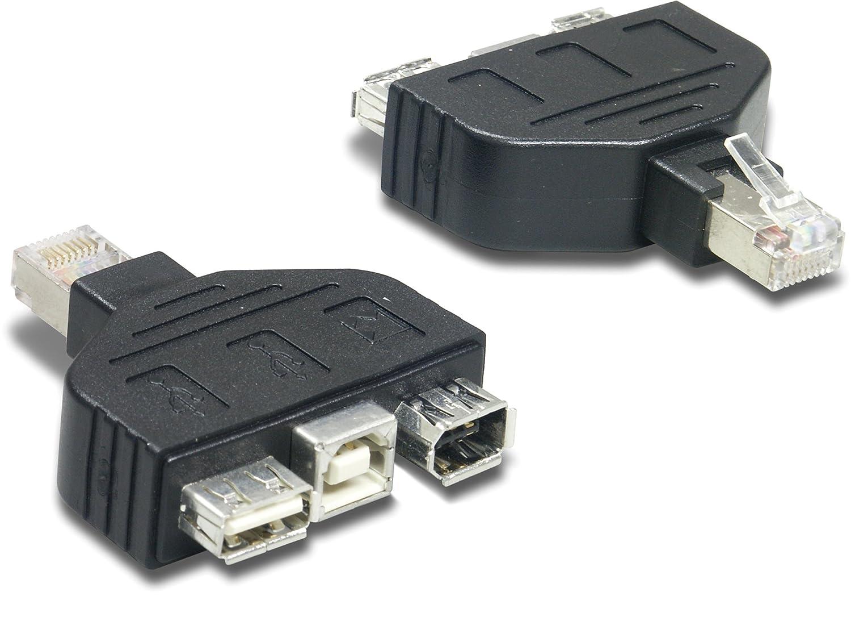 TRENDnet TC-NTUF USB-FireWire-Adapter für TC-NT2: Amazon.de ...