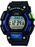 Casio Men's Digital Watch with Resin Strap STL-S110H-1BEF