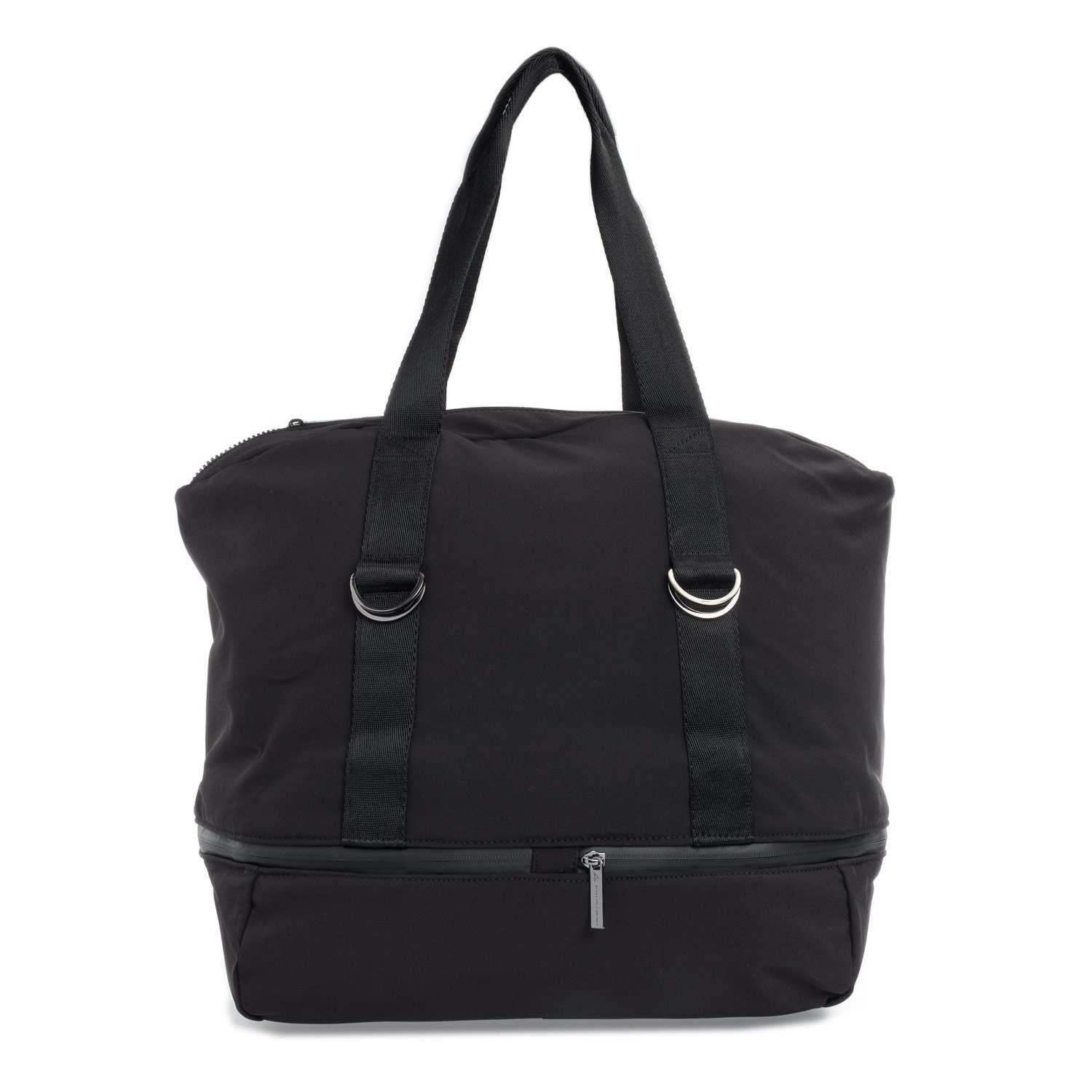 adidas Women s Iconic Bag L Bag - Black Negro Ngtste Icegry  adidas by Stella  McCartney  Amazon.co.uk  Sports   Outdoors 4ebff320b789b