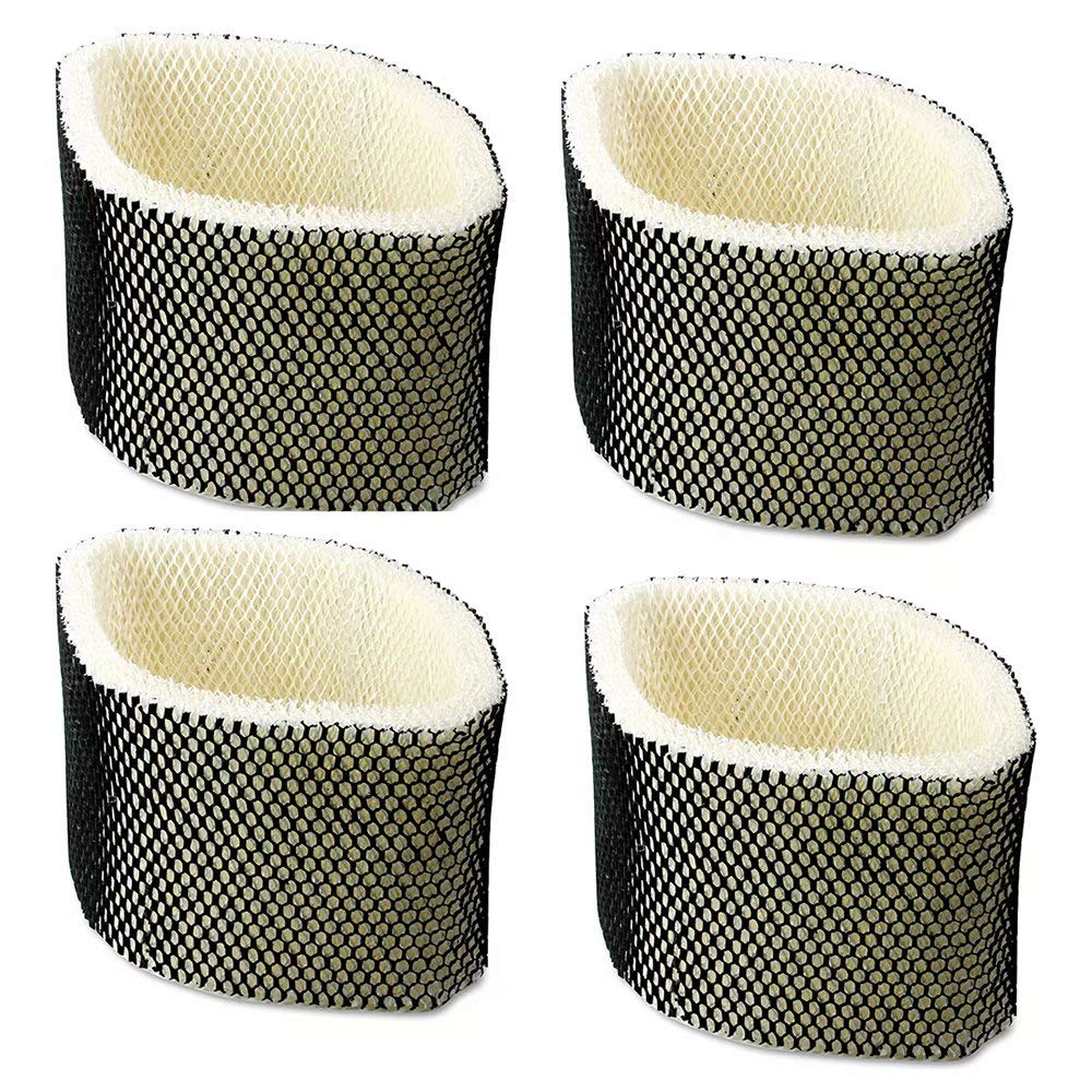 Replacement Wick Filter for Holmes HWF62 HWF62CS Hunidifier Filter A Compatible Sunbeam HWF62 Air Filter 2 Pack ANBOO