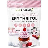 Eritritol en polvo: azúcar glaseado con cero calorías