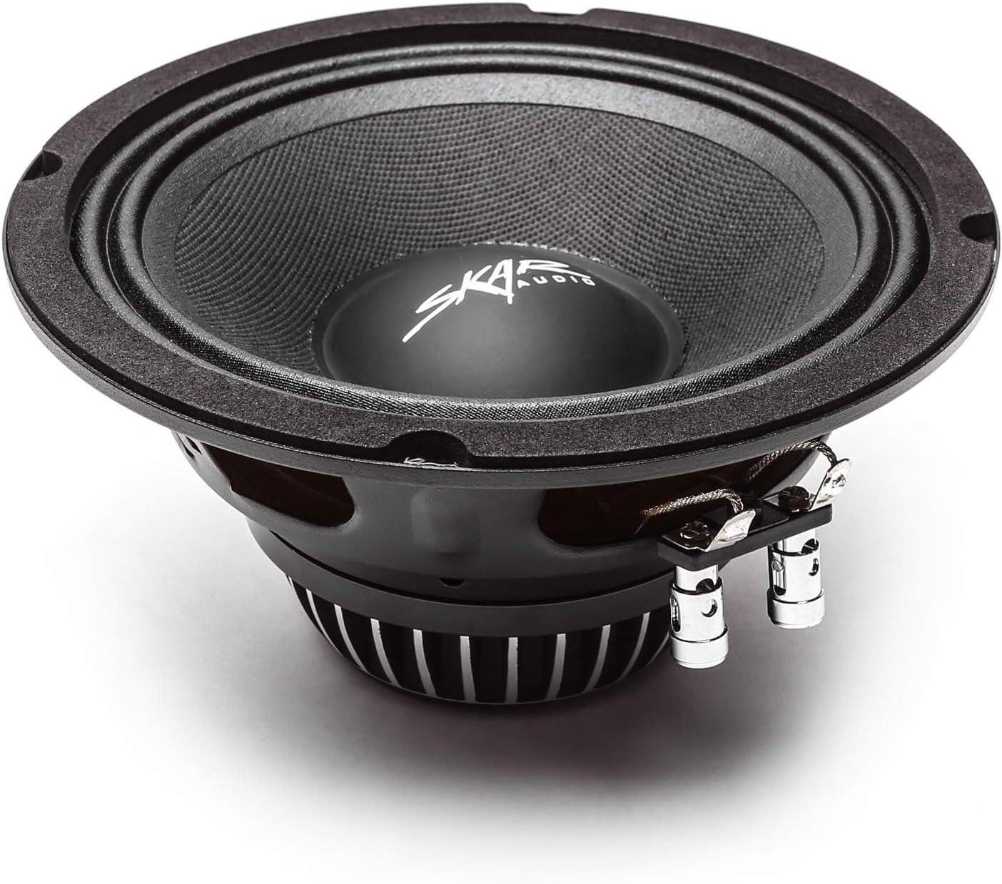 "Skar Audio PAX65-8 6.5"" 520W 8 Ohm Neodymium Midrange Car Loudspeaker, Each"