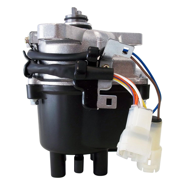 Ignition Distributor For Honda Civic Crx 15l Fits Td 1989 Prelude Coil Wiring 01u Td01u Automotive