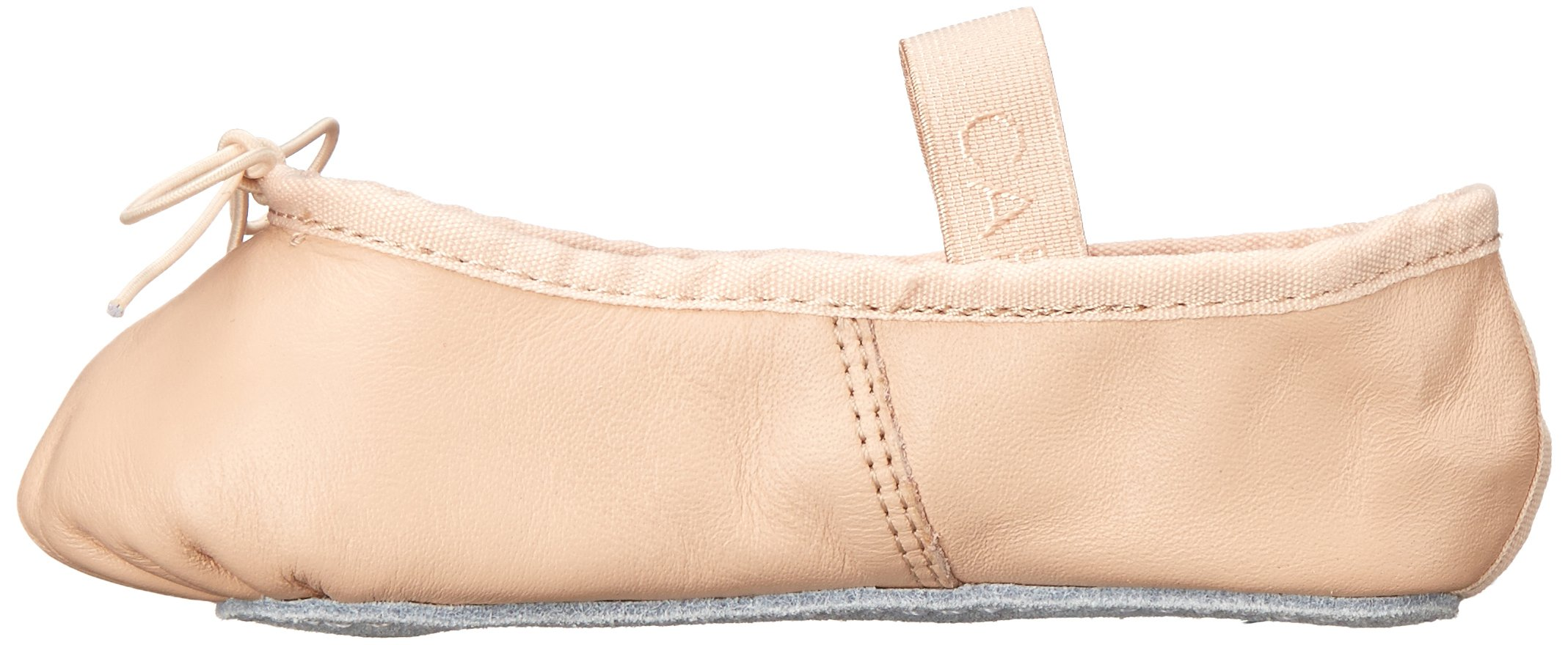 Capezio Daisy 205 Ballet Shoe (Toddler/Little Kid),Ballet Pink,8 M US Toddler by Capezio (Image #5)