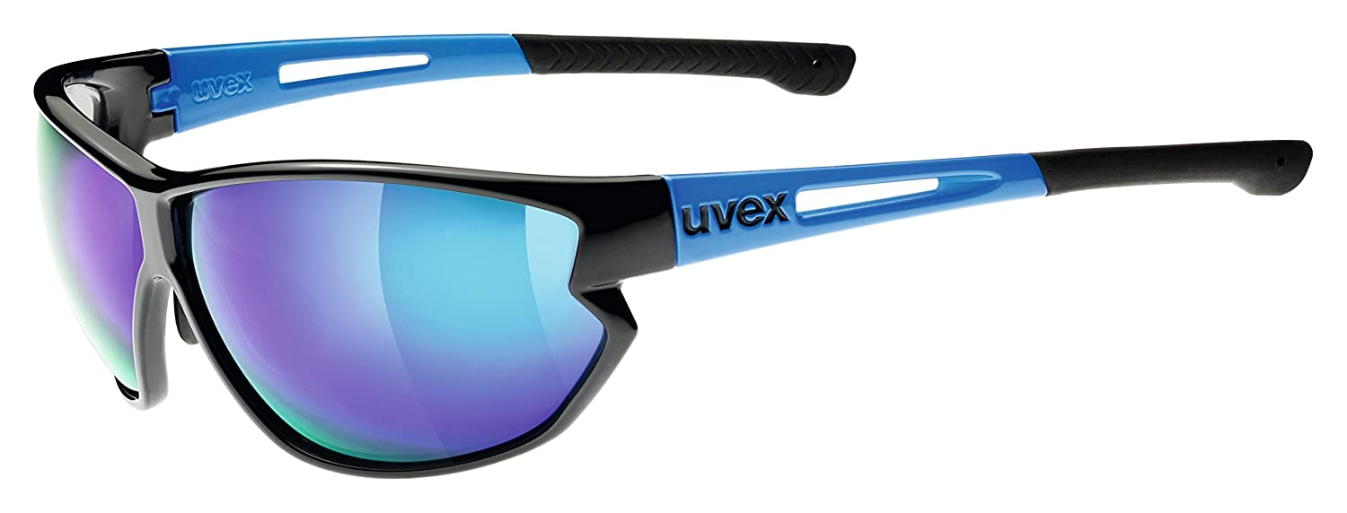 Uvex Sportstyle 810 Black and Blue