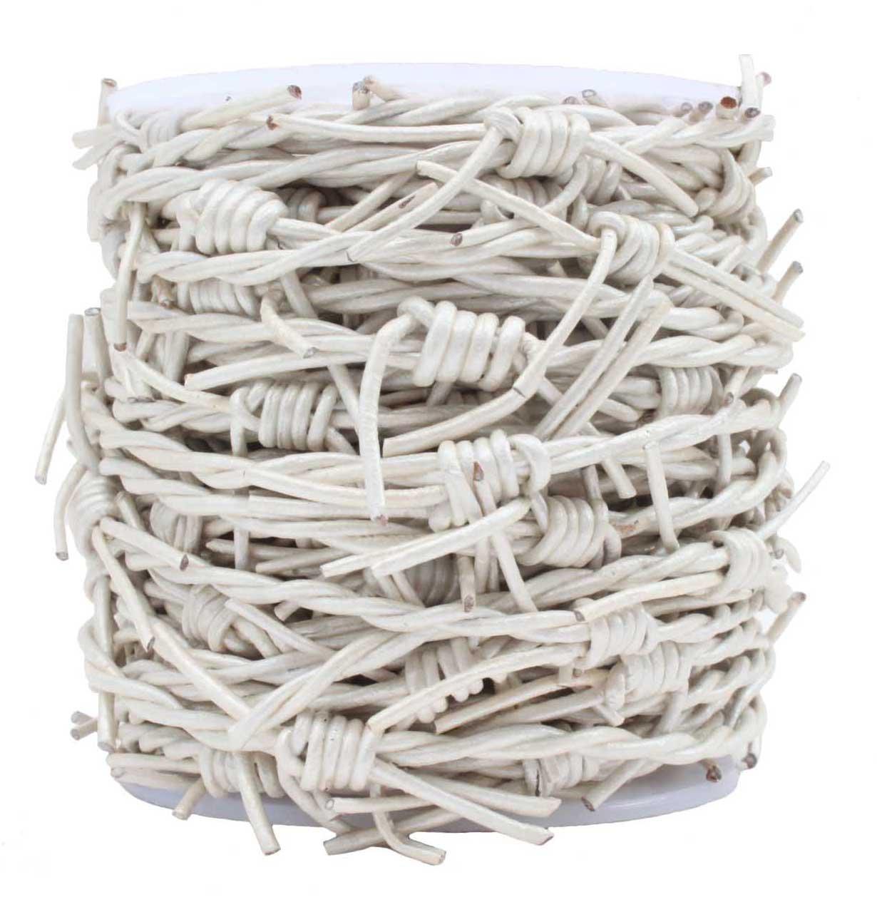 Amazon.com: Leather Cord Barbed Wire, 10 Meter Spool, Black: Arts ...