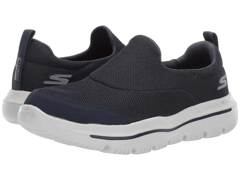 送料無料 [スケッチャーズ] cm メンズスニーカーランニングシューズ靴 Go Walk [並行輸入品] Evolution Ultra 54730 cm [並行輸入品] B07M9GGJD6 ネイビー/グレー 27.5 cm D 27.5 cm D|ネイビー/グレー, アブタグン:0fe4c73d --- a0267596.xsph.ru