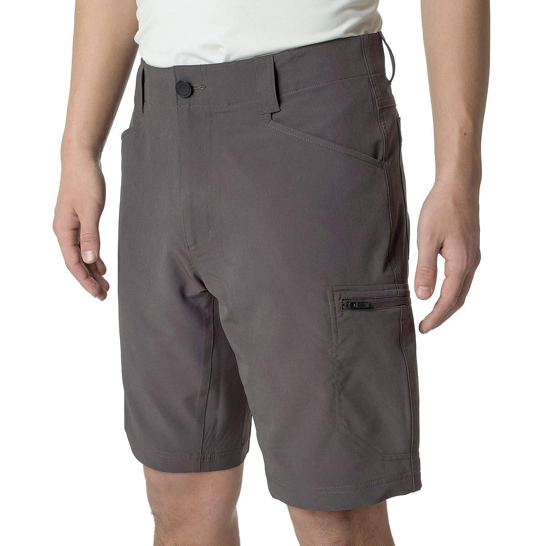 ZeroXposur Men's Lightweight Stretch Travel Shorts Color: Slate Size: (30)-(32)-(33)-(36)-(38) New (32)