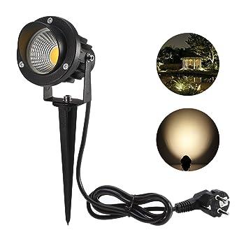Greenclick Eclairage Exterieur LED Lampe de Jardin LED Luminaire ...