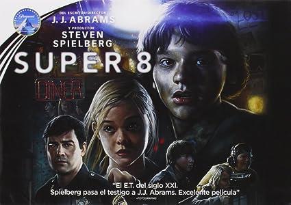Super 8 - Edición Horizontal Import Dvd 2012 Joel Courtney