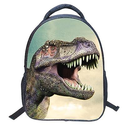 FANSIC School Bag for Boys Girls,School Children Backpacks,Printed Kid's Bookbag