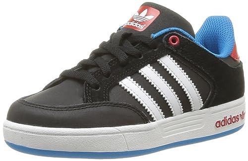 Adidas Originals Varial J-6 - Zapatillas Infantil, Color Negro, Talla 30: Amazon.es: Zapatos y complementos