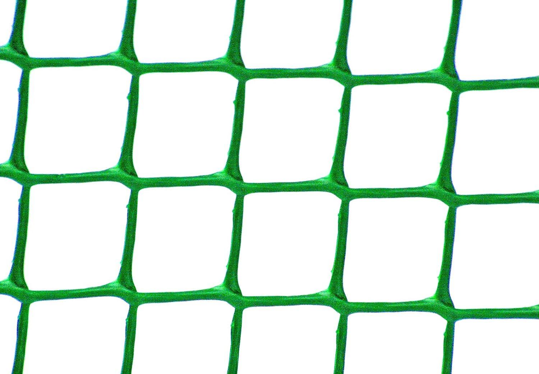 Détails sur JB Retail Solutions Garden Experts Grillage de jardin en  plastique Vert...