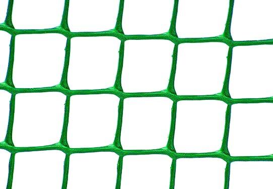 Garden Experts Grillage de jardin en plastique Vert Maillage de 19 ...