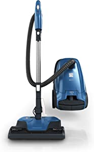 Cleva Kenmore Bggd Canister Vac Blue