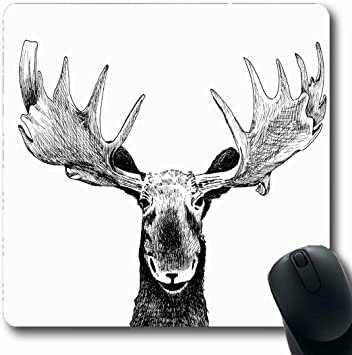 Moose Elk Design Pen Case /& Ball Point Game Shooting Gift FREE ENGRAVING