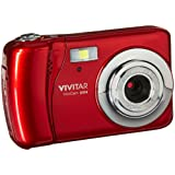 Amazon Price History for:Vivitar VXX14 20.1 MP Selfie Cam Digital Camera, Red