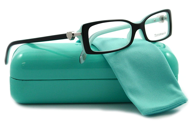 Amazon.com: Tiffany Eyeglasses TIF 2035 BLUE 8055 TIF2035: Tiffany ...