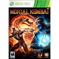 Mortal Kombat / Game - Xbox 360