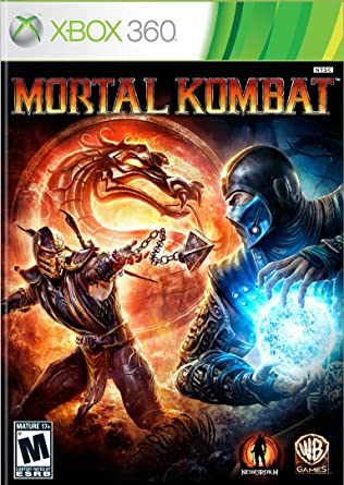 Amazon Com Mortal Kombat Xbox 360 Video Games