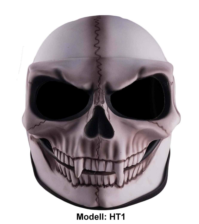 Casco Deko Casco Calavera Diversi/ón FUN Calavera Casco Skullhead felicitaci/ón elig